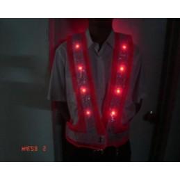 Giubbino a LED