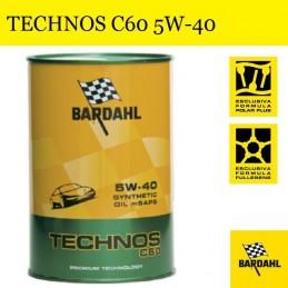 BARDAHL Technos C60 5W40...