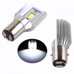 Kit Led cob BA20d