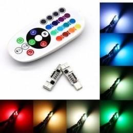 Lampada Led RGB con...