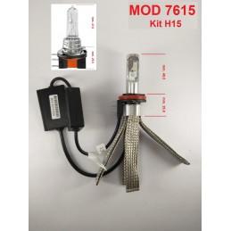 Kit Led H15 Cambus alto 6500k