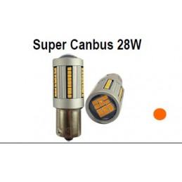 Base BAU15S Amber 28W